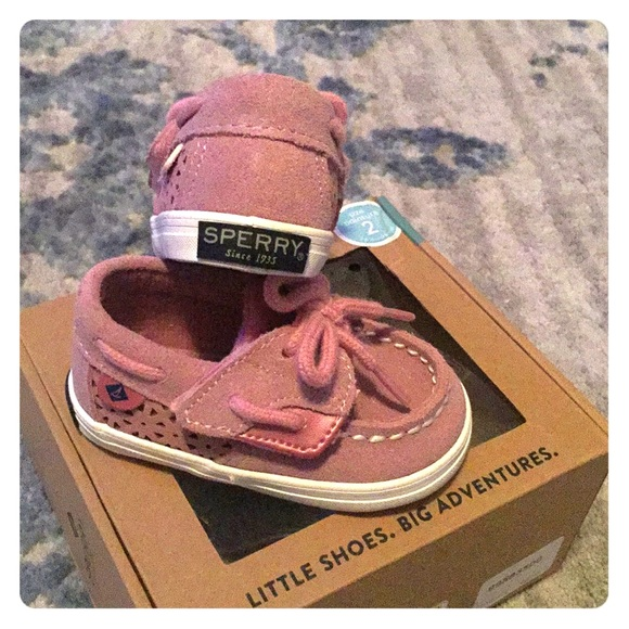 Sperry Other - Baby girl Sperry Top-Siders